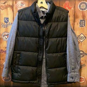 Old Navy puffer vest boys 8